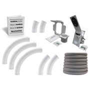 kit installation aspirateur centralisé