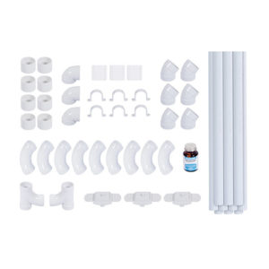 aspirateur central kit raccord