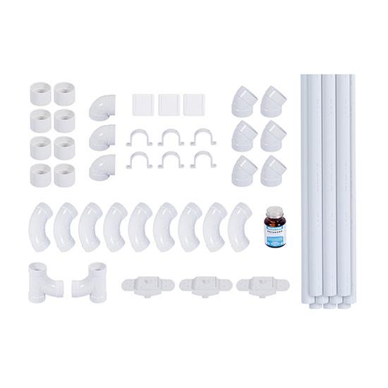 aspirateur central kit raccord