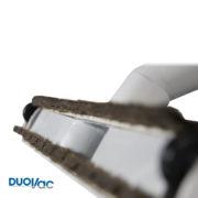 brosse sol lisse aspirateur central Duovac