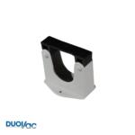 Support a manchon télescopique gris DUOVAC- ACC-79-GY
