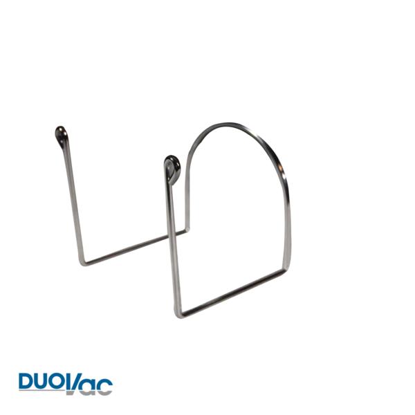 Support pour boyau flexible Duovac ACC-01