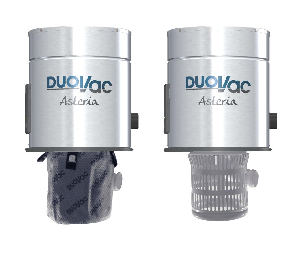 DUOVAC Asteria - aspirateur centralisé